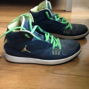 Nike Jordan high top sneakers